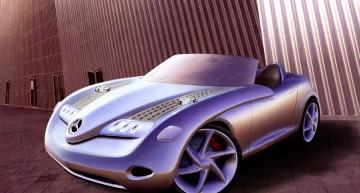 Rețeta pentru roadster distilat – Mercedes-Benz Vision SLA