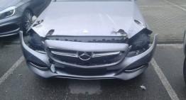 Atenție la hoții de faruri de Mercedes în Olanda