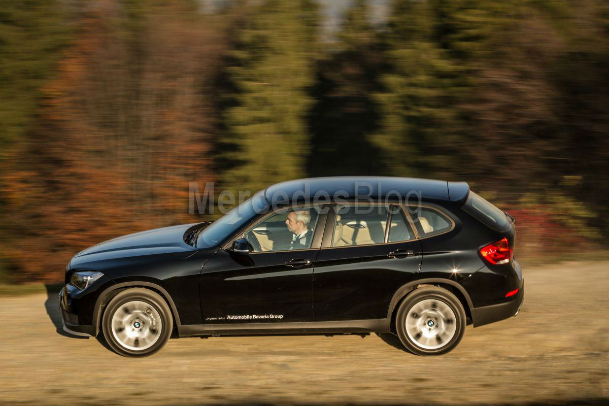 Mercedes GLA vs BMW X1 mercedesblog14