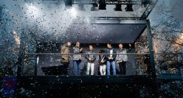 Petrecerea Mercedes AMG Petronas: Balul campionilor