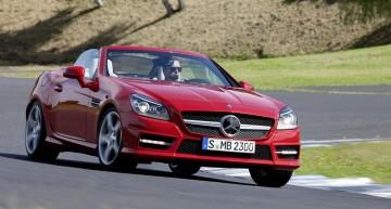 Mercedes SLK – cea mai fiabilă mașină conform TUV Report 2014