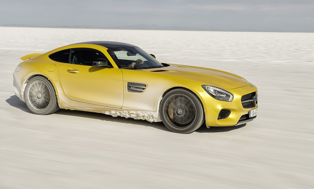 AMG a dublat vânzările Mercedes-Benz în ultimii doi ani