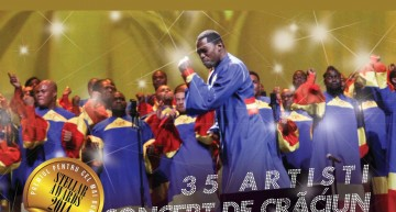 """Cadou de Crăciun: câștigă o invitație dublă la concertul gospel """"Celebrate Christmas"""""""