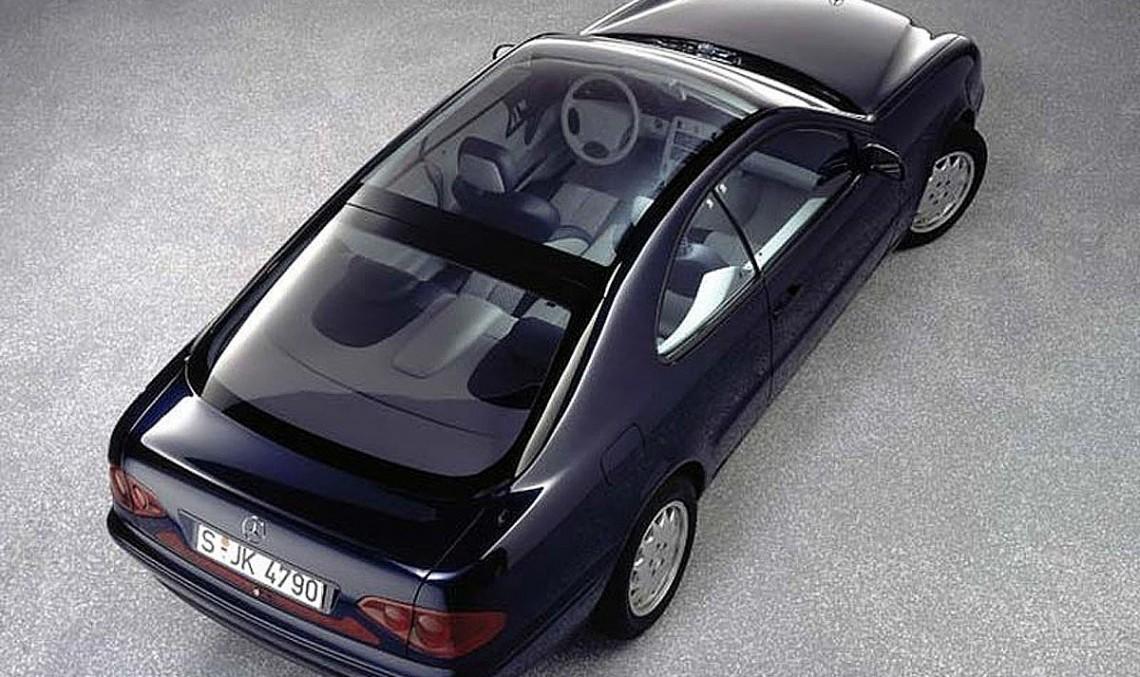 1993 coupe concept: o nouă imagine pentru Mercedes-Benz