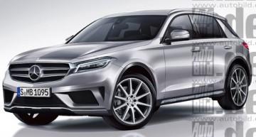 Viitoarele modele Mercedes-Benz GLE și GLS