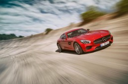 Mercedes-AMG GT din timpul testelor. VIDEO