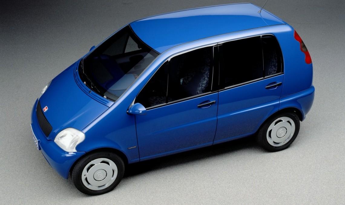 Conceptul FCC: mașina de familie Mercedes-Benz pentru China