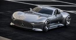 Supercar-ul Mercedes-AMG apare în 2017, cu motor de F1