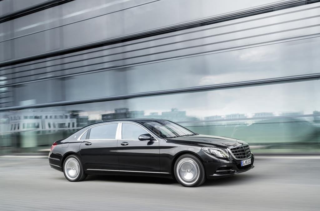 Oficial: Mercedes-Maybach Clasa S