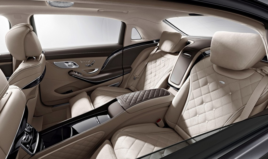 Mercedes-Maybach S 600 dezvăluit înainte de lansarea oficială