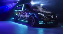 Conceptele Mercedes-Benz Vito luminează SEMA Show