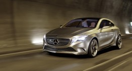 Mercedes a avut un lider pentru clasa compactă: Conceptul A-Class