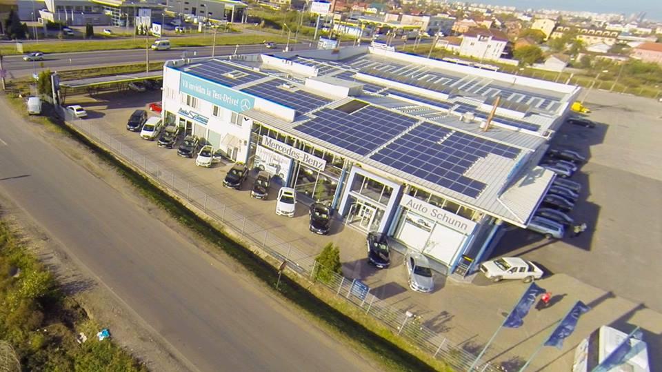 Dealerul Mercedes-Benz Auto Schunn, afaceri în creştere în România şi Germania
