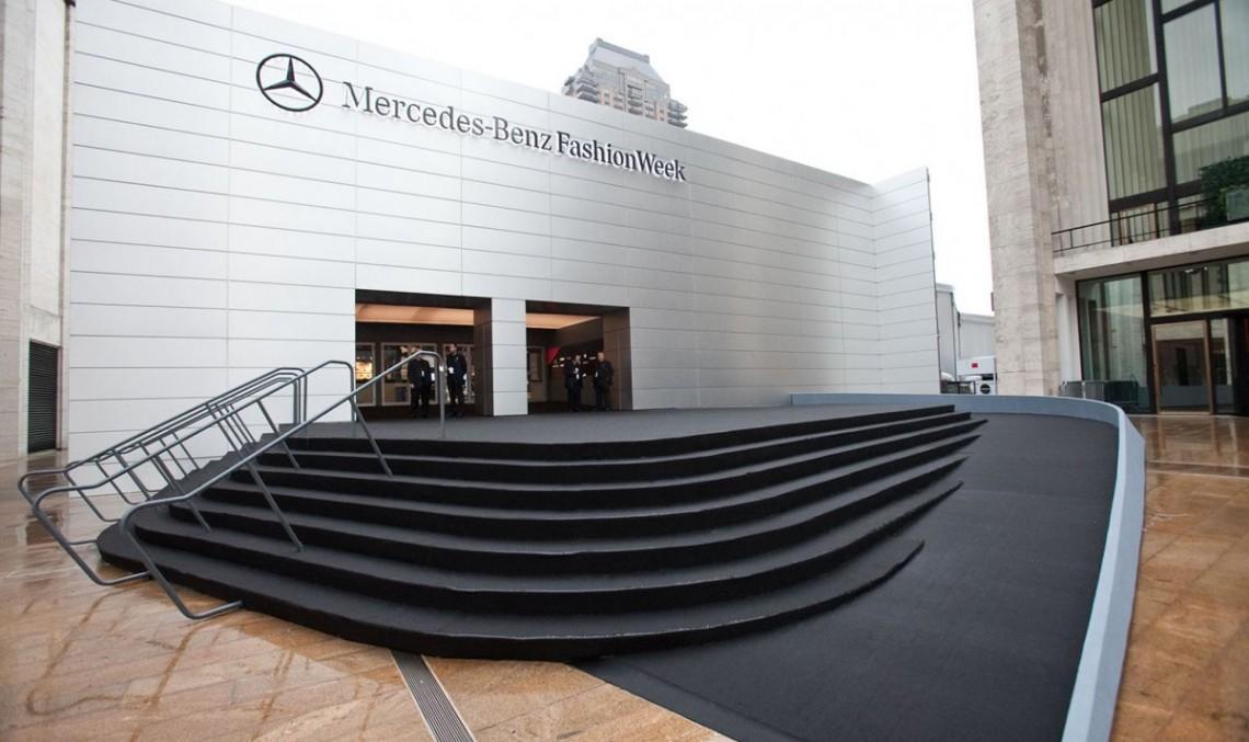 Mercedes-Benz Fashion Week trebuie să se mute