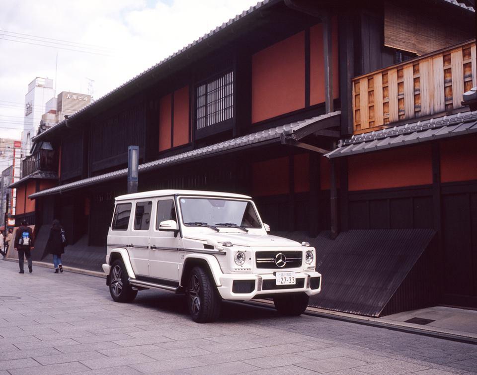 Mercedes-Benz G-Class Kyoto