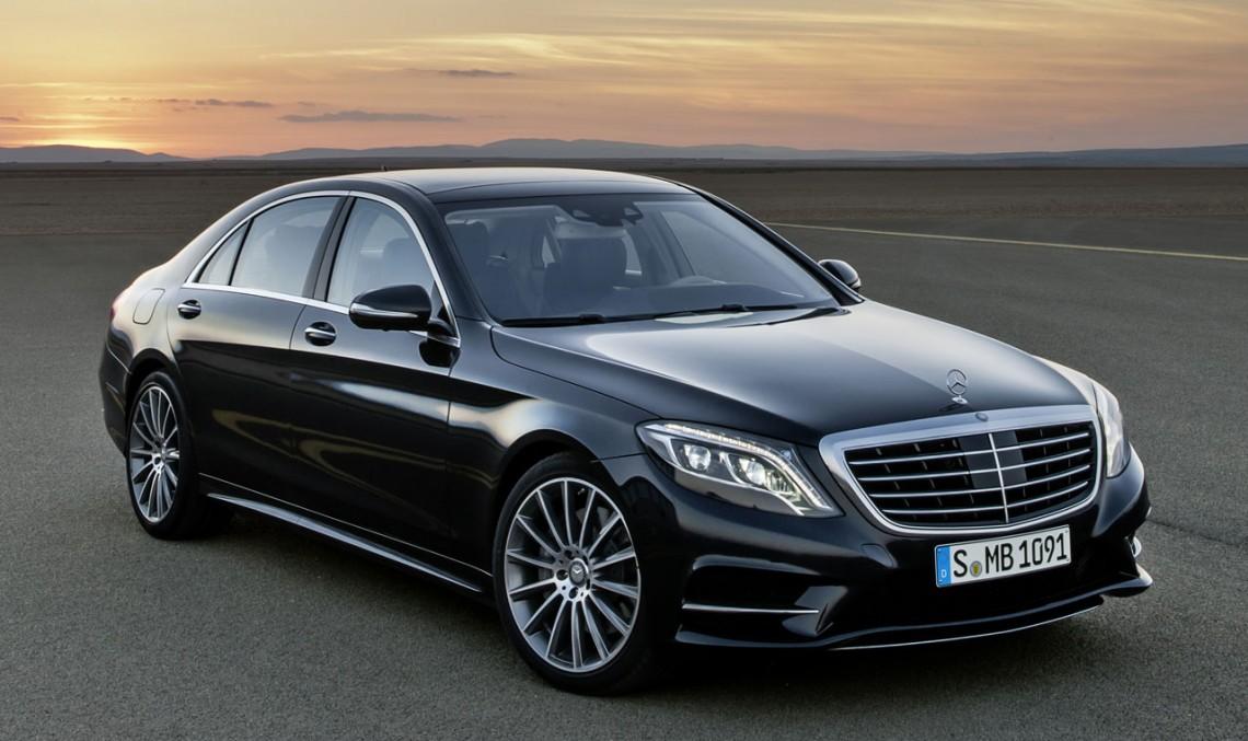Alegerea doamnelor: Mercedes-Benz S-Class