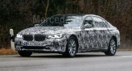 Imagini clare cu noul BMW Seria 7