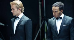 În culise, cu Hamilton și Rosberg