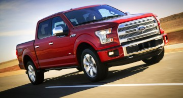 Mașina de lux a anului în America e o camionetă!