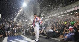 Lewis Hamilton a fost desemnat Personalitatea Anului 2014