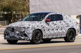 Primul test drive Mercedes GLE Coupe realizat de Auto Bild