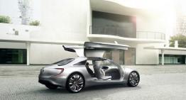 Prototipul Mercedes-Benz autonom spionat