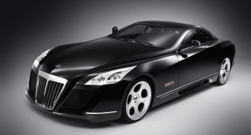 Maybach Exelero: limuzina coupe exclusivistă