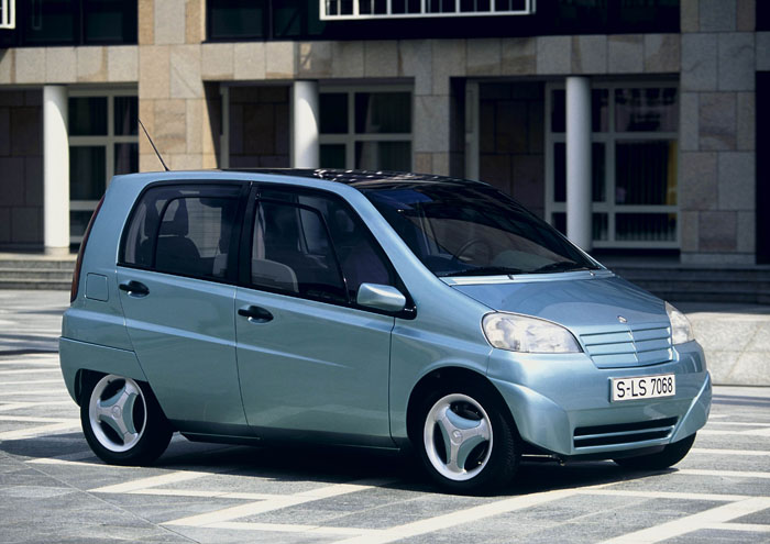 Redefinirea mașinii compacte: Mercedes Vision A 93 și Studie A