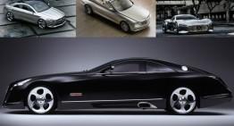 Prezentare generală: Concepte Mercedes-Benz de-a lungul anilor