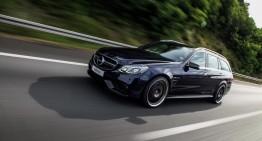 Mercedes-Benz E63 AMG Estate primește 750 CP de la VATH