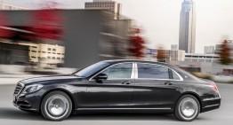 Oficial: Mercedes-Maybach S 600, preț de pornire de 187.871 de euro
