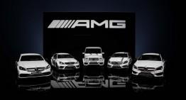 Mercedes-AMG lansează seria limitată de machete White Series