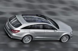 Formă, funcție, eleganță: conceptul Mercedes-Benz Shooting Brake