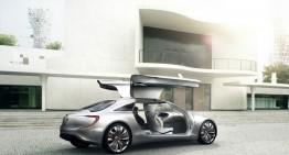 Conceptul F 125! – o viziune pentru viitor din partea Mercedes-Benz