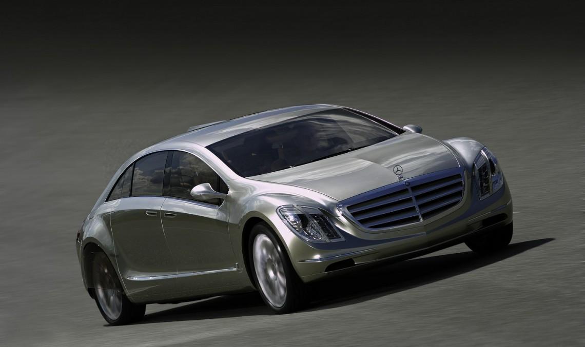 Mercedes-Benz F 700: viitorul sedanurilor, dezvăluit
