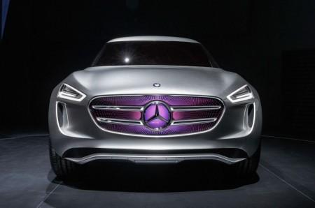 Mercedes-Benz prezintă conceptul G-Code
