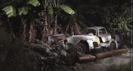 Un Mercedes 300SL Gullwing a fost găsit în Cuba. VIDEO