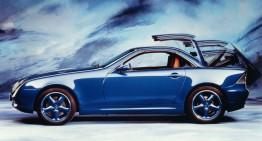 Conceptul SLK: O nouă viziune pentru un roadster modern