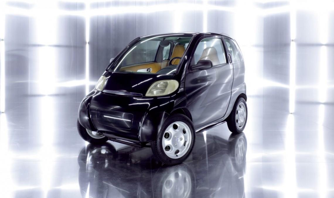 Strămoșii smart: Eco-Sprinter și Eco-Speedster
