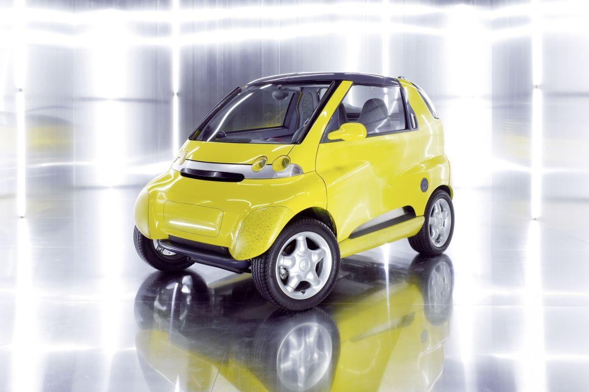 smart , 1993, Studie eco speedster
