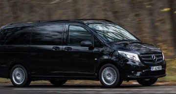 Prima prezentare Mercedes-Benz Vito 190 BlueTEC Tourer SELECT