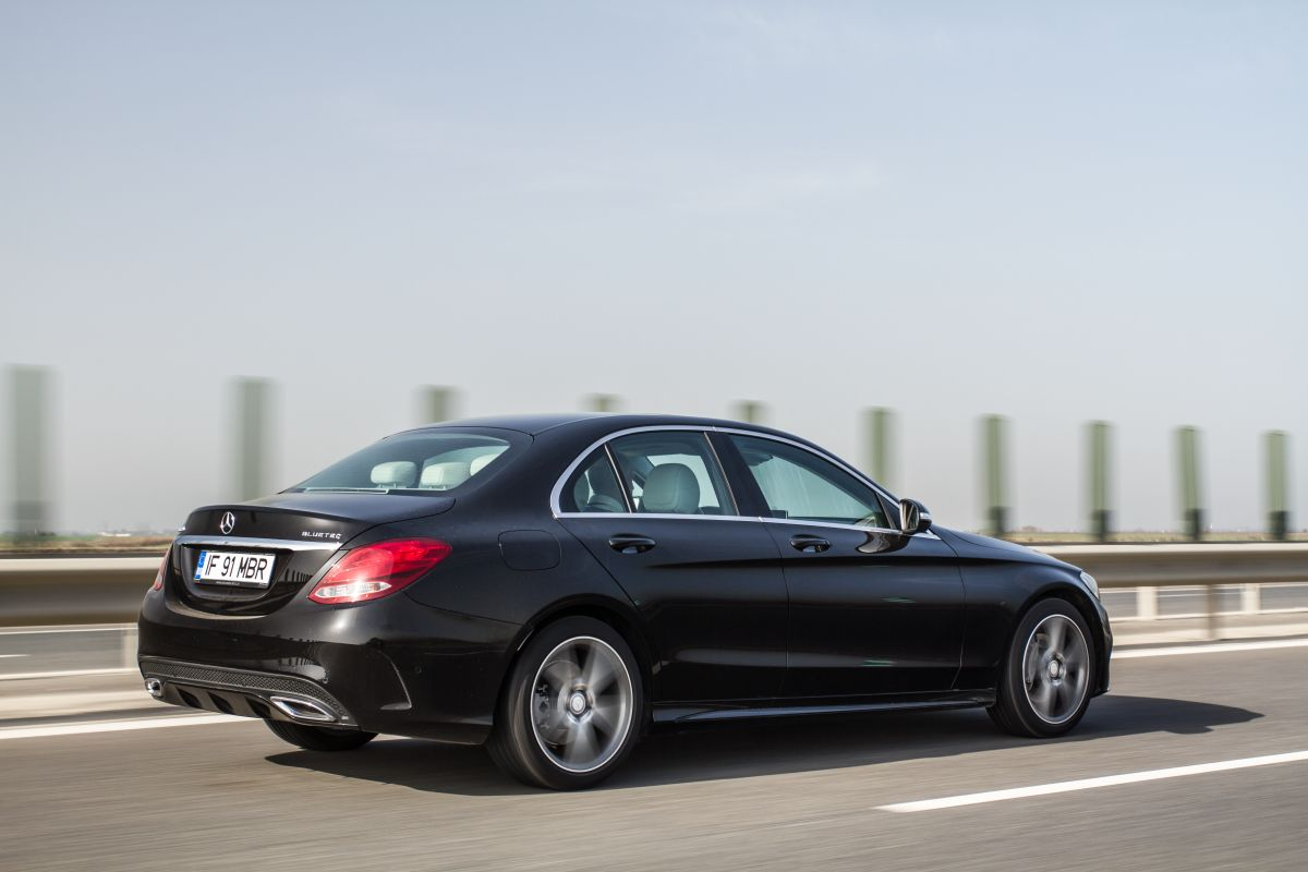 test mercedes C 220 BlueTec 19