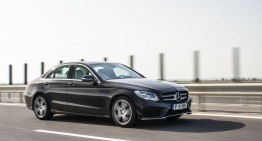 Test Mercedes C 220 BlueTec
