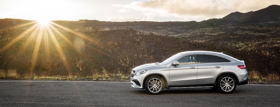 Mercedes-AMG GLE 63 Coupe – Nu uita să respiri!