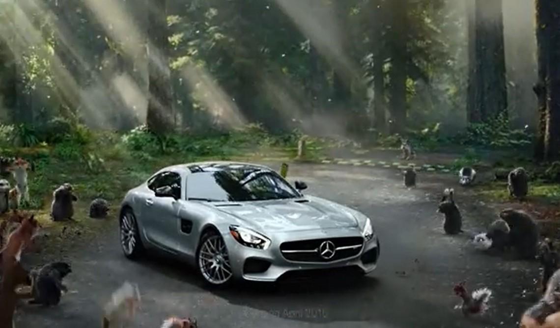 Mult așteptata reclamă Mercedes-Benz – Asta nu este poveste!