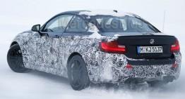 BMW M2 – primele fotografii cu mașina reală
