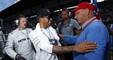 Niki Lauda spune că Hamilton va rămâne la Mercedes