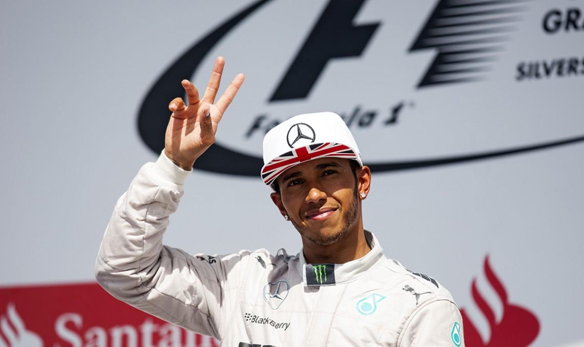 Lewis Hamilton ia în considerare o viitoare carieră muzicală