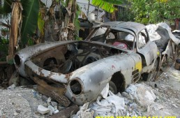 Un alt Mercedes-Benz 300SL a fost găsit în Cuba