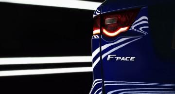 Oficial: Noul SUV Jaguar va fi cunoscut sub denumirea de F-Pace